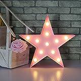 Mystery&Melody Star LED Night Lighting Creative Lights Lámpara de luz de estrella para dormitorio...