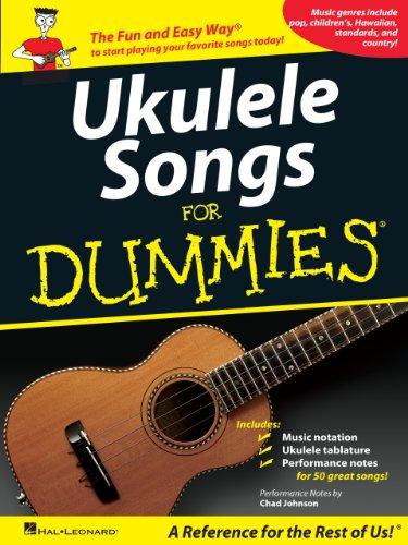 Ukulele Songs for Dummies (English Edition)