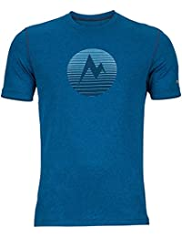 Marmot Herren Kurzarm T-Shirt Transporter Tee