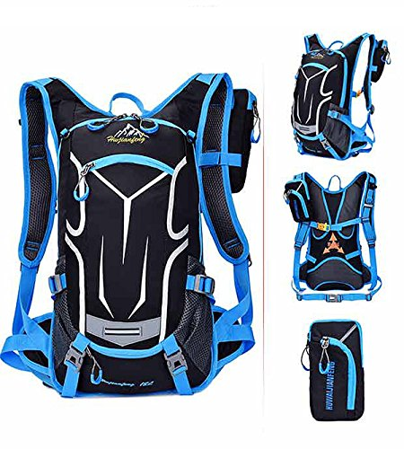 18L-Waterproof-Bicycle-Shoulder-Backpack-Ultralight-for-Cycling-Hiking-Camping-Mountain-Climbing-Outdoor-Blau