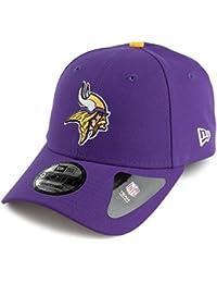 Village Hats New Era 9FORTY Minnesota Vikings Baseball Cap - The League - Purple
