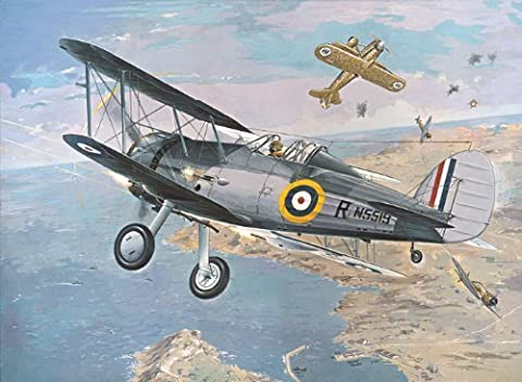 Roden 405 1:48 Gloster Sea Gladiator Mk1 Kit by Roden