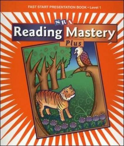 Reading Mastery 1 2002 Plus Edition, Language Presentation Book (READING MASTERY SIGNATURE SERIES)
