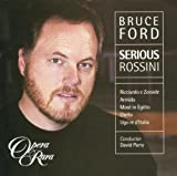 Bruce Ford, Ténor - Serious Rossini