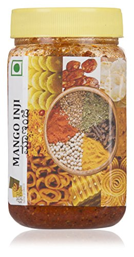 Ace Iyengar 300g Home Products Mango Inji Pickles