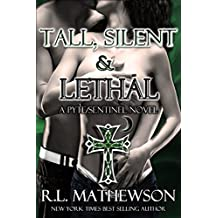 Tall, Silent and Lethal (Pyte/Sentinel Series Book 4) (English Edition)