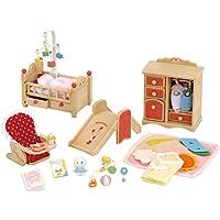Sylvanian 5036 Families - Baby Bedroom Set - Accessories - Sylvanian