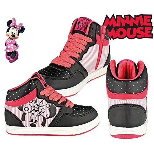 Sportbrille Minnie Disney Sport Kunstleder, - Schwarz - Größe: 29