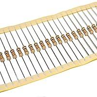 Widerstand nach Auswahl, 30 Stück,13 Werte zur Auswahl, Kohleschicht 0.25W 5% Widerstände Resistor elpohl®