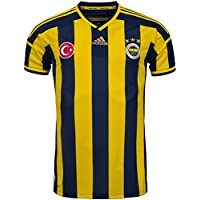 2014-2015 Fenerbahce Adidas Home Football Shirt