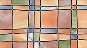 Fablon pellicola oscurante per vetri e finestre autoadesiva casa e cucina - Pellicola oscurante vetri casa ...