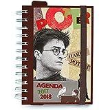 Grupo Erik Editores   Agenda Escolar 2017/2018 Harry Potter (Editato en Frances)