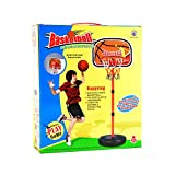 #5: Tokenz Super Sport Indoor Basketball Game for Kids Birthday Gifts for Kids