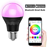 MagicHue Neu Farbige Leuchtmittel Sunset Smart LED Bluetooth Lampe dimmbar