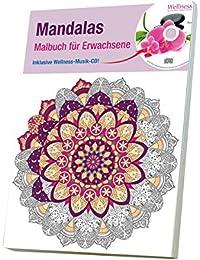 Malbuch für Erwachsene 3, Mandalas