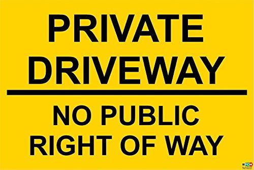 private-driveway-no-public-right-of-way-rigid-sign-y-bk