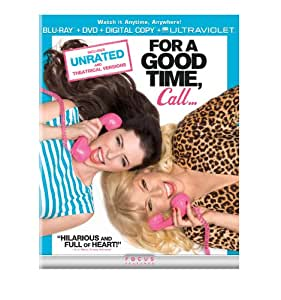 For a Good Time Call [Blu-ray] [2012] [US Import]