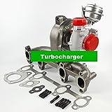 Gowe Turbolader für Turbolader 713673GT1749V Turbo Passform VW Bora Golf IV SHARAN Audi A31.9TDI 101PS 115PS 85Kw AUY AJM