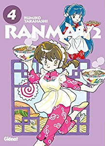 Ranma ½ Edition originale Tome 4