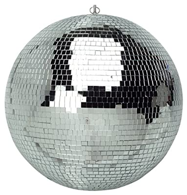 "Soundlab Professional Silver 500 mm (20"") Lightweight Mirror Ball"