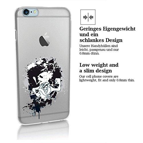 Custodia rigida looney tunes taz serie 2 iPhone - TAZ Aggressivo, Iphone 5/5S TAZ SW