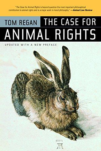 The Case for Animal Rights por Tom Regan