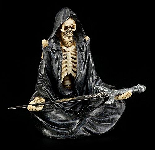 Reaper Figur mit Brieföffner - Eternal Servitude