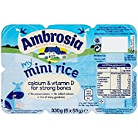 Ambrosia Mi Mini 330G De Arroz