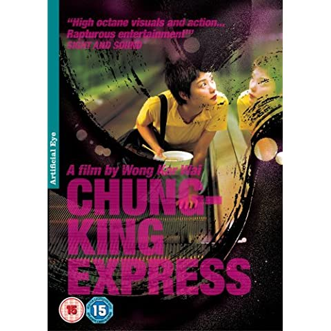 Chungking Express [1995] [DVD] by Brigitte Lin