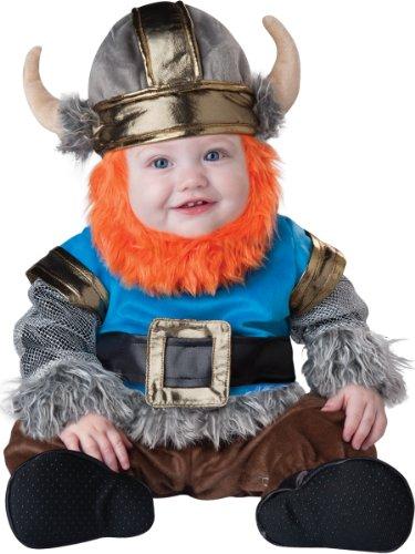 Wikinger Babykostüm - 6-12 (Kostüme Baby Wikinger)