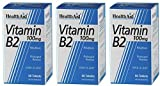 (3 PACK) - HealthAid - Vitamin B2 (Riboflavin) 100mg | 60's | 3 PACK BUNDLE