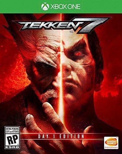 Namco Bandai Entertainment Tekken 7 Day 1 Ed XBox One