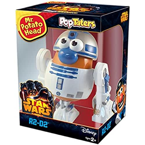 dia del orgullo friki Figura Mr Potato R2-D2