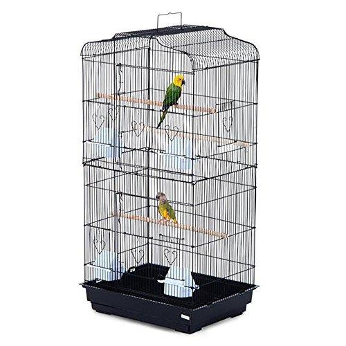 Chinkyboo 93cm gabbia grande per pappagallo parrocchetto finch