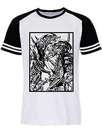 Alien Woman Sexy Funny T-Shirt (Medium, WB)