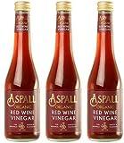 (Pack Of 3) - Organic Red Wine Vinegar | ASPALL