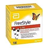 FREESTYLE Lite Teststreifen 100 St Teststreifen