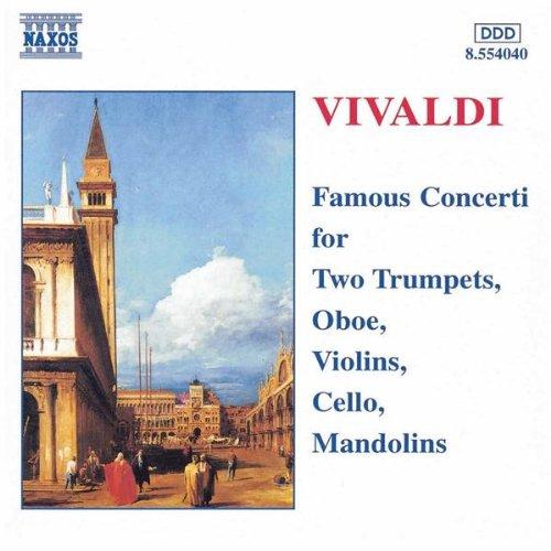 Concerto for 2 Violins in A mi...