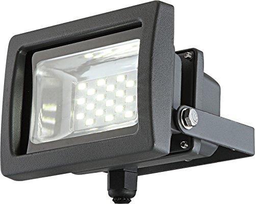 LED 10 Watt Wandleuchte Strahler Beleuchtung Außenleuchte Baustrahler Globo RADIATOR III 34234