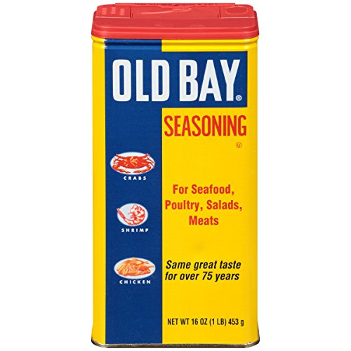 OLD BAY One Pound Can Seafood Se...