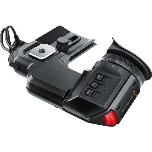 Blackmagic Design URSA Mini 4K EF (Steckplatz für Speicherkarten)