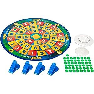 Mattel – Scrabble, Juego de Mesa