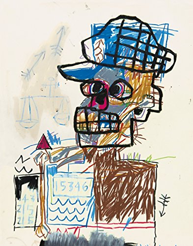 Jean-Michel Basquiat Drawing: Work from the Schorr Family Collection - Michel Kunst Jean Basquiat