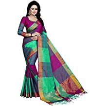 Crazy Trendz (Sarees For Women Party Wear Half Sarees Offer Designer Art Silk New Collection 2018 In Latest With Designer Blouse Beautiful For Women Party Wear Sadi Offer Sarees Collection And Bhagalpuri Free Size Georgette Sari Marriage Wear Replica Sare