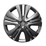 16 Zoll Radzierblenden LEXIS (Graphit). Radkappen passend für fast alle VW Volkswagen wie z.B. Käfer