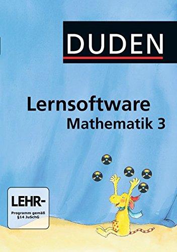 Duden Lernsoftware Mathematik 3 -