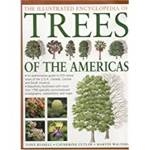 Illustrated Encyclopedia of Trees of the Americas: An Authorative Guide to over 500 Native Trees of the USA, Canada, Central and South America by Tony Russell (2005-09-01)