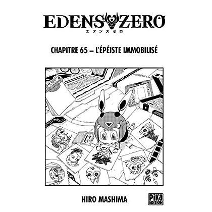 Edens Zero Chapitre 065 : L'épéiste immobilisé