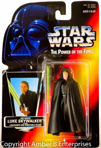 1996 1996 1996 Hasbro Star Wars Power of the Force Luke Skywalker Jedi Knight | Online Shop