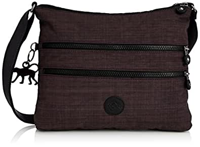 Kipling Womens Alvar Bp Shoulder Bag Dazz Espresso C